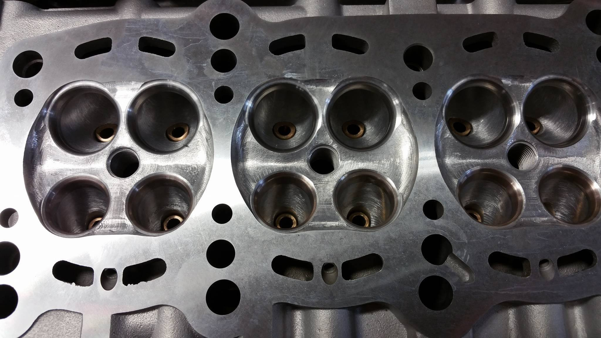1.4L MultiAir® Turbo Big Valve Head