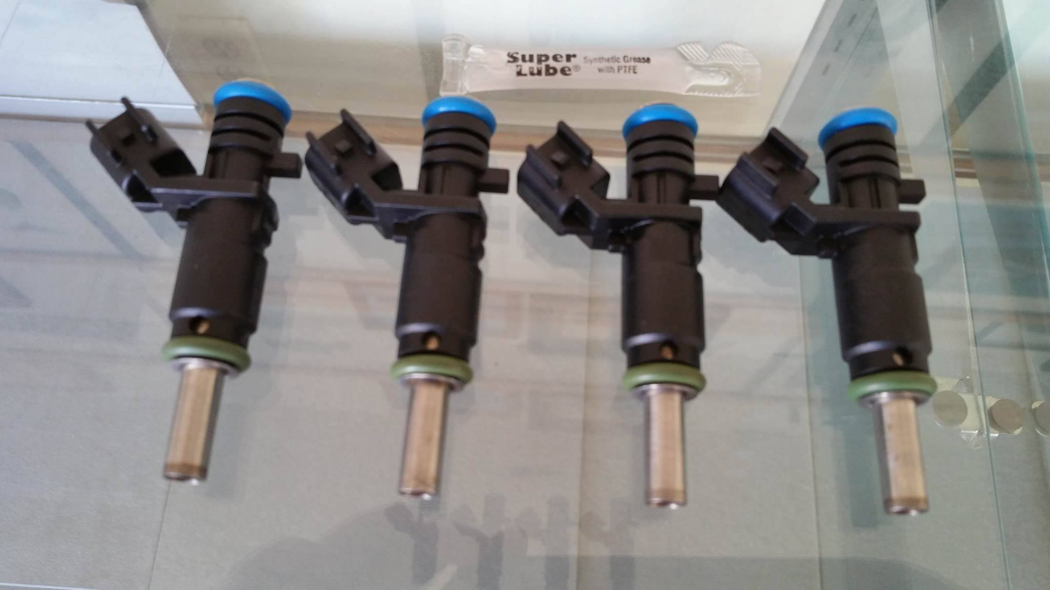 550cc Injectors for E85
