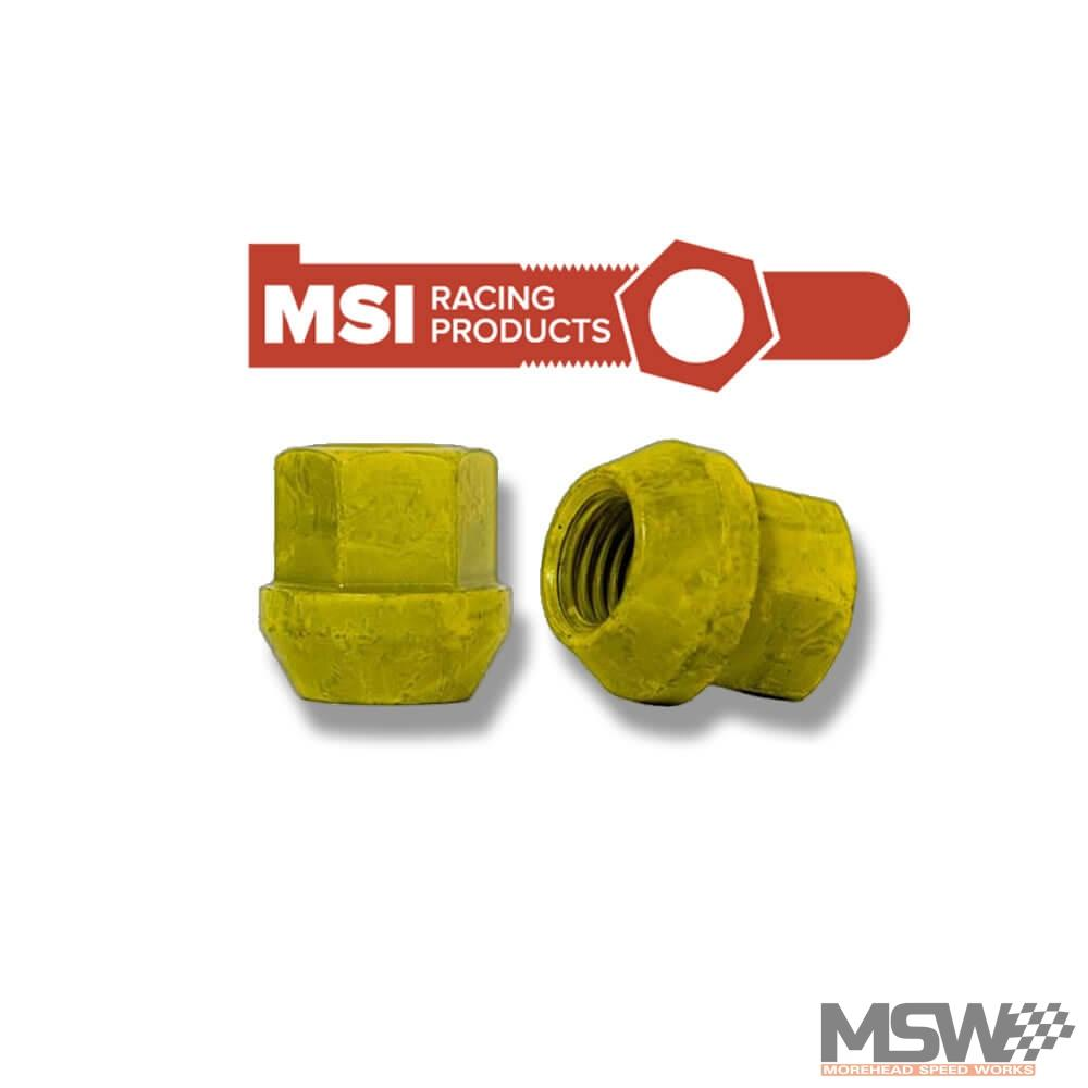 MSI Lug nut 12mm stud size