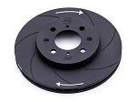 Powerbrake RS Series High-Carbon slotted discs